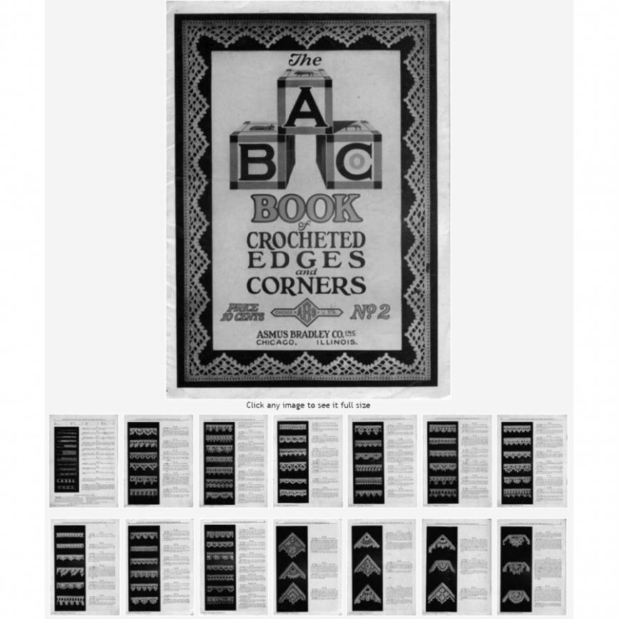Asmus Bradley - Book of Crocheted Edges Book 2-abc-book-edgings-jpg