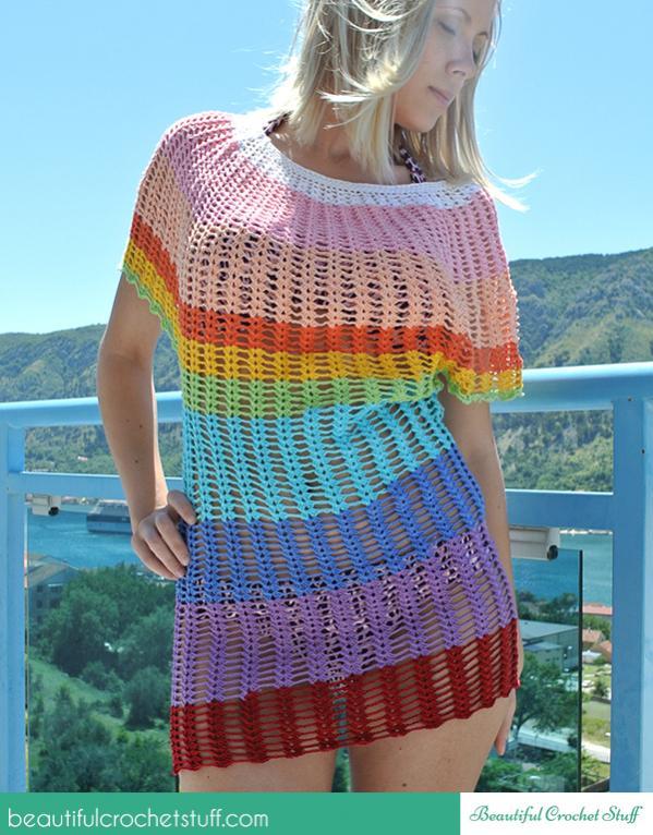 Angel Sleeve Crochet Tunic Free Pattern-angel-sleeve-crochet-tunic-2-jpg