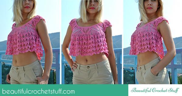 Crochet Summer Top Free Pattern-crochet-top-free-pattern-jpg