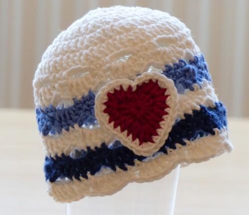 Nautical Baby Hat - Free Pattern-nauticalbabyhat-jpg