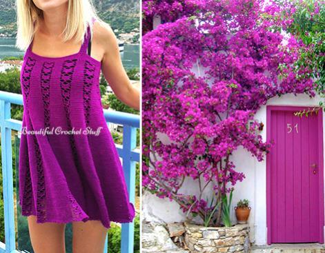 Crochet Purple Dress Free Pattern-crochet-tunic-pattern-jpg