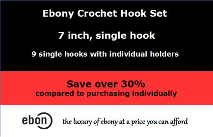 Save big on Ebony Crochet Hooks and Needle sets!-ch-jpg