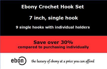 Save big on Ebony Crochet Hooks and Needle sets!-ch-jpg