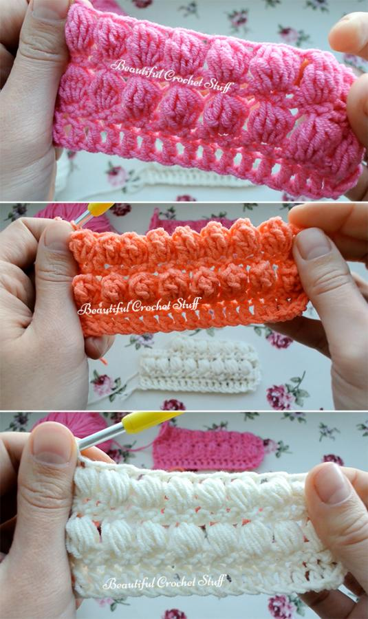 How to Make Puff, Bobble and PopCorn Stitches-bobble-popcorn-puff-stitches-jpg