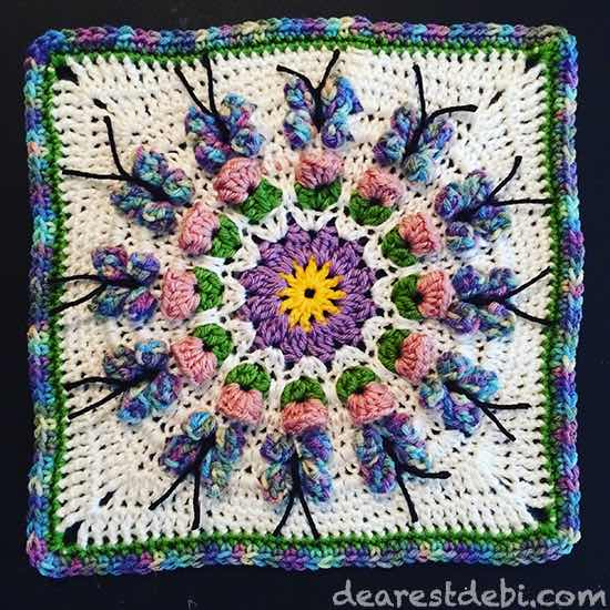 Window Flower Stitch-butterfly-garden-afghan-block-jpg