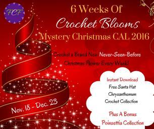 Mystery Christmas Crochet Flower CAL 2016-5-jpg
