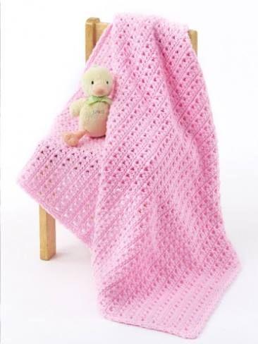 Easy Crochet Baby Blanket pattern-baby-blanket-crochet-jpg