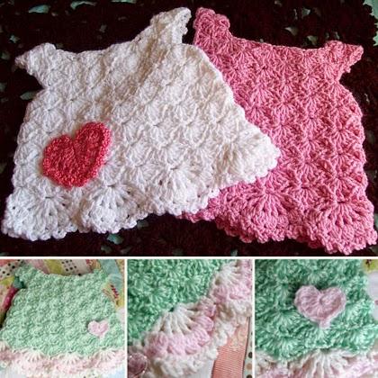 Little White Dress Crochet Pattern-littlewhitedress-jpg