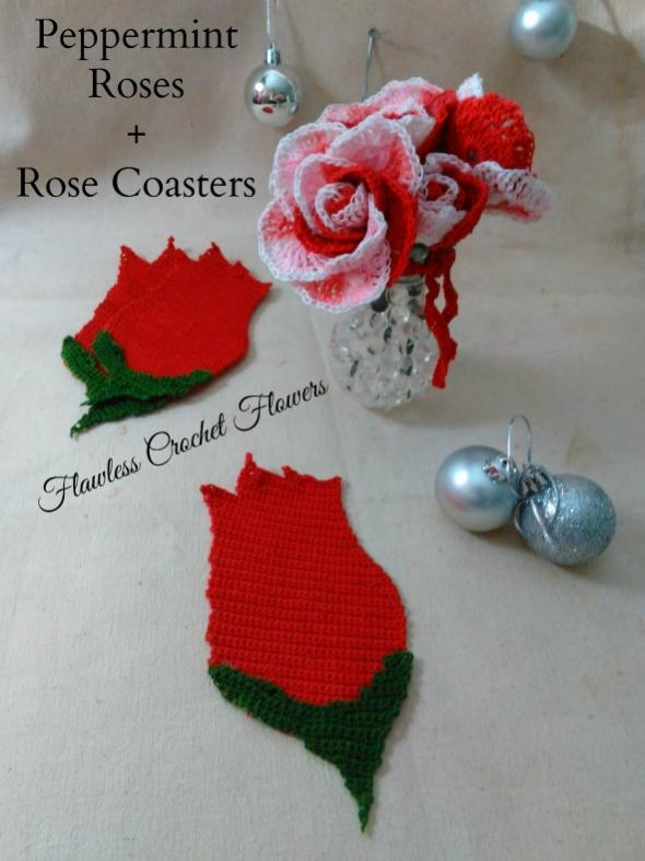 Peppermint Roses and Rose Coasters-peppermint-rose-rose-coaster-set-jpg