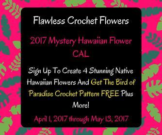 Crochet Hawaiian Flower CAL (Crochet Along)-flawless-crochet-flowers-1-jpg