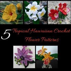 Hawaiian CAL Flower Pattern Bundle... Steal Of A Deal Price!-add-subhhawaiianeading-1-jpg