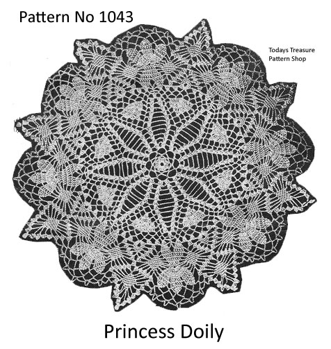 Mail Order Designs from Martha Madison-princess-doily-crochet-pattern-1043-jpg