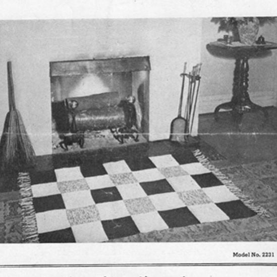 Crochet Tri-Color Checkerboard Rug-crochet-checkerboard-rug-pattern-carpet-warp-jpg