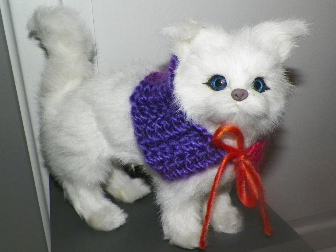 Crocheted Toy Cat Cape-101_0578-jpg