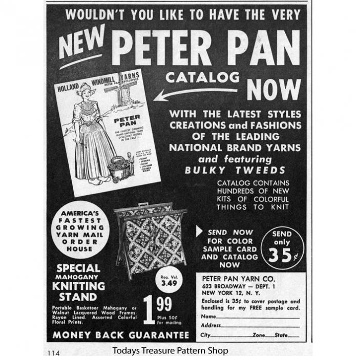 Peter Pan Yarn Co.-peter-pan-yarn-co-1965-advertisement-jpg