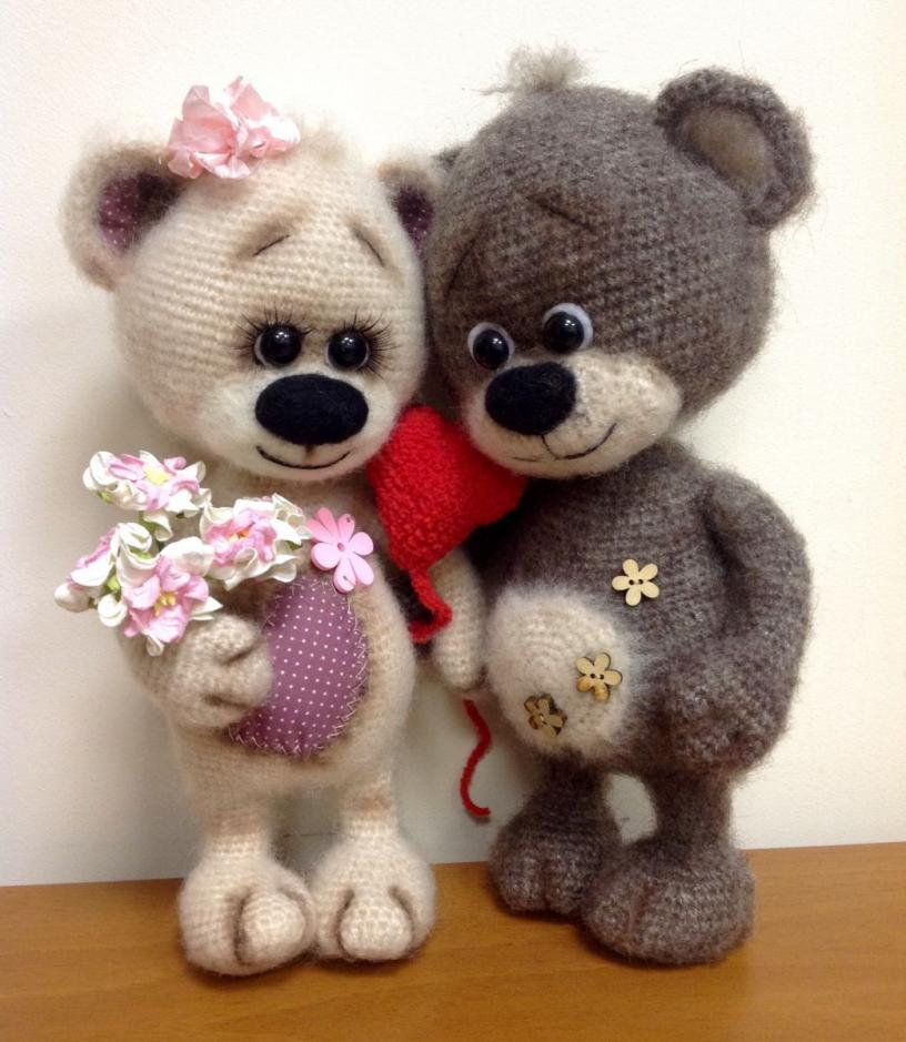 New Blog Post - It's National Teddy Bear Day!-sweetheart-bears-jpg