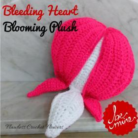 Bleeding Heart Flower Plush-bleeding-heartflower-plush-1-jpg