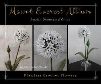 FREE Persian Allium Crochet Flower Pattern-mount-everest-allium-1-jpg