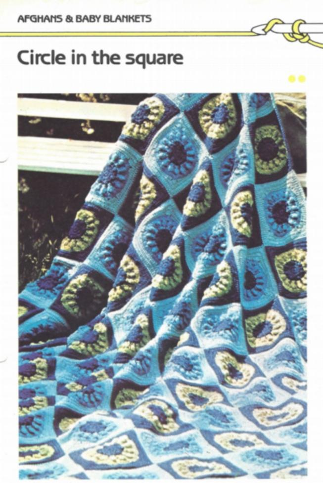 Circle in the Square Afghan Pattern-circle-square-jpg