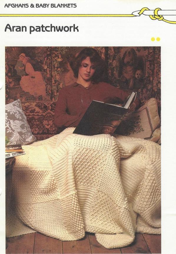 Crochet Aran Blanket Pattern-aranpatchworkphoto-jpg
