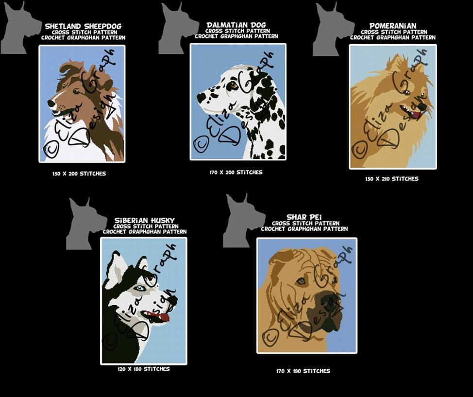 Dalmatian dog, Sheltie, Pomeranian, Siberian Husky, Shar Pei-untitled-uj-jpg