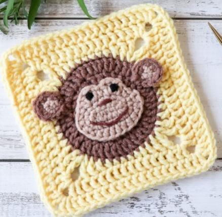Ode to the Granny Square-square-monkey-2-jpg