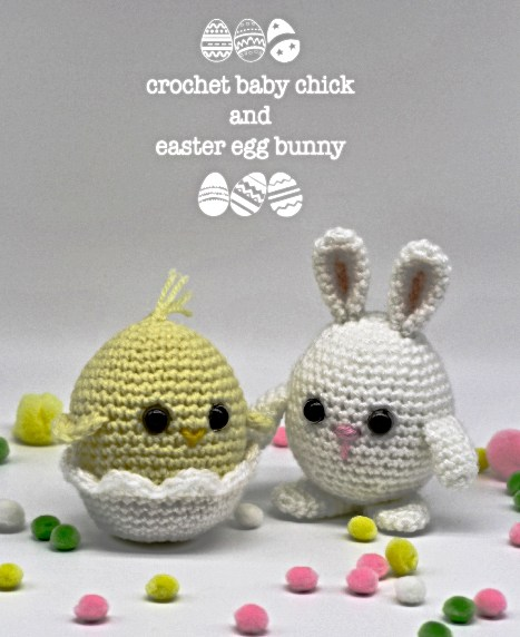 Hello Yellow Yarn-chick-bunny-ab-jpg