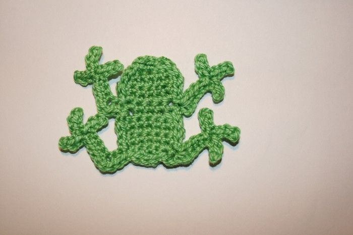 Looking for this pattern-flat-frog-jpg