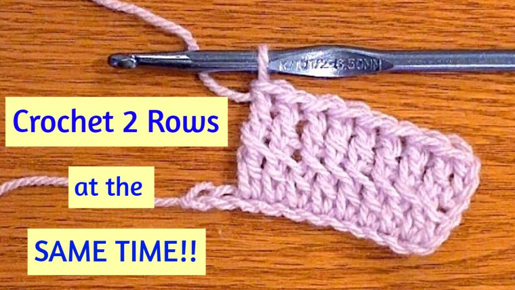 Crochet 2 Rows at one Time Hack!!-double77-1-jpg