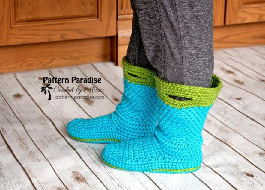 April Showers Slippers for Women, size 4-12, Men, size 6-16-april1-jpg