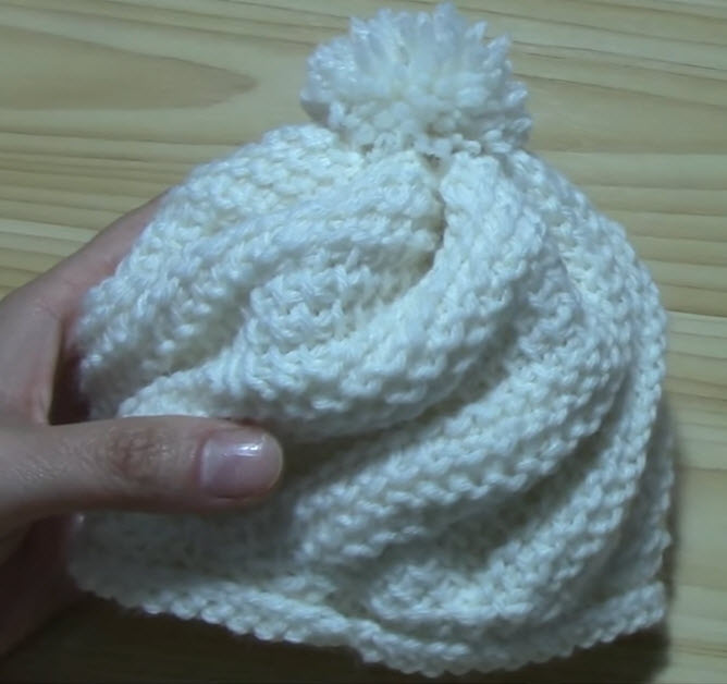I can't determine what is the 2nd-t0-the-last stitch is or the last stitch is!-tunisian-crochet-hat-kids-jpg