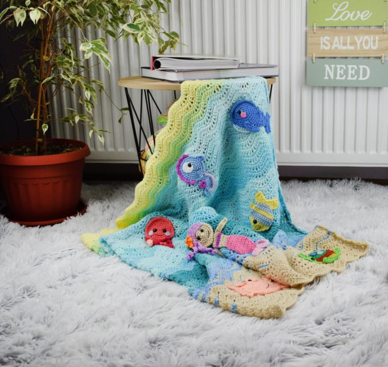 Undersea Baby Blanket (more appliques)-blanket2-jpg