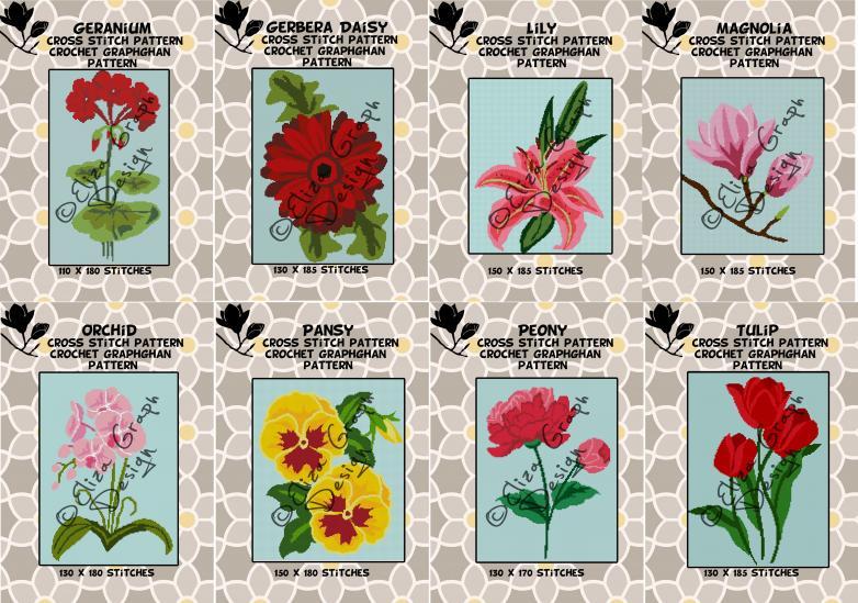 Orchid, Tulip, Peony, Magnolia, Lily, Gerbera, Geranium, Gerbera, Pansy-untitled-1-jpg