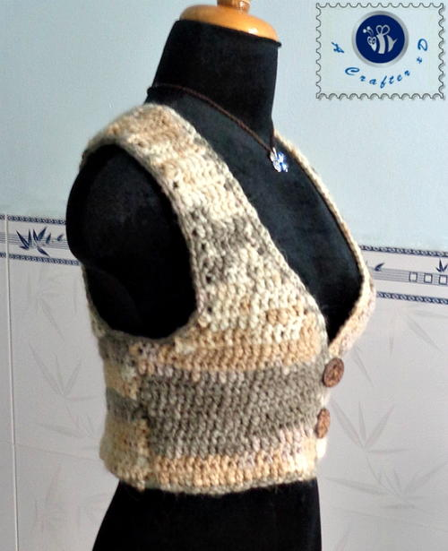 Latte Short Vest Free Crochet Pattern (English)-latte-short-vest-free-crochet-pattern-jpg