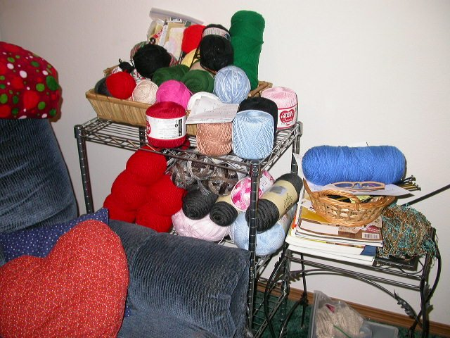 Crochet Tips for Organization for 2013! Crochet Talk Contest Thread-yarnareabyrecliner-jpg
