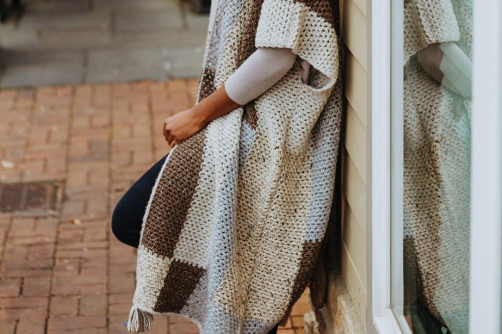 Patchwork Kimono for Women, one size-kim-jpg