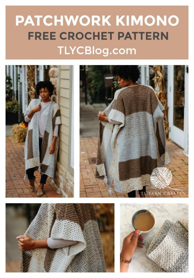 Patchwork Kimono for Women, one size-kim1-jpg
