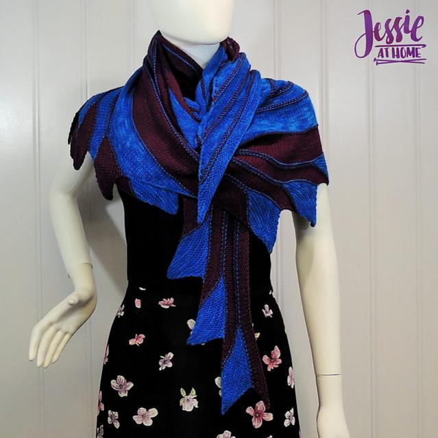 Nightbird Scarf for Women-scarf-jpg