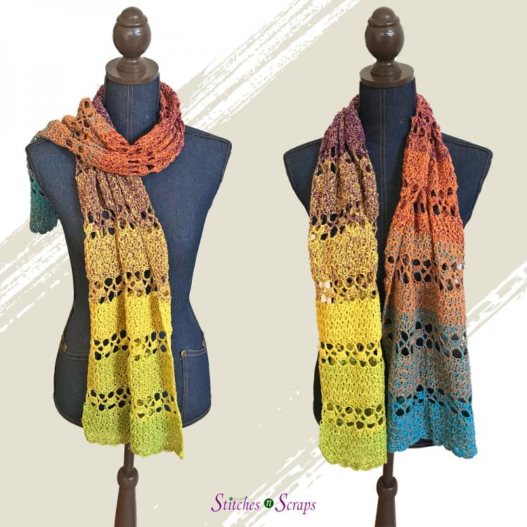 Spice Road Lace Scarf for Women-scarf-jpg