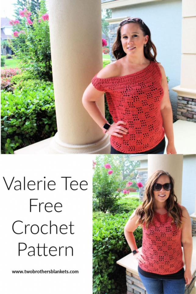 Valerie Tee and Cowl for Women, XS-3X-tee-jpg