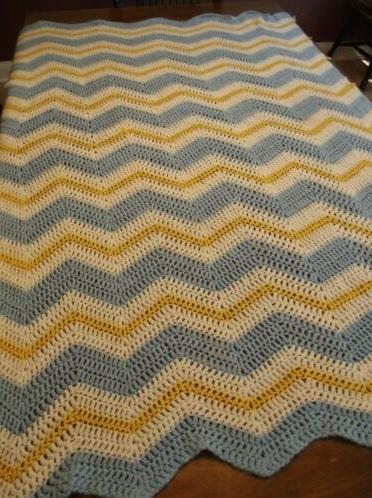 """""""GOLDEN GRANNY""""  Handmade afghan blanket.  Available at GrannyBlankets.com-gold-granny-blanket-sale-jpg"""