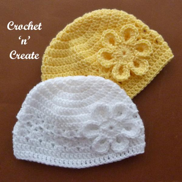 V Shell Baby Dress and Hat, 0-3 mos-dress3-jpg