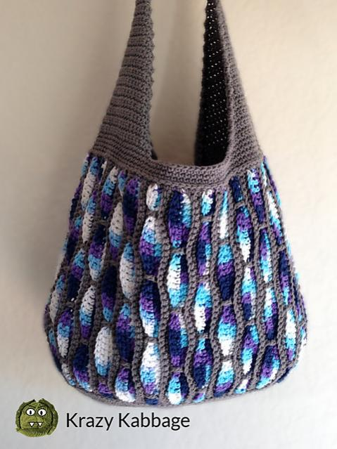 Feather Storm Tote Bag-tote-jpg