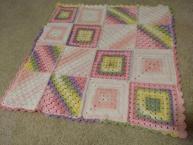 Patchwork Baby Blanket-baby3-jpg