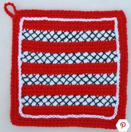Christmas Colors Pot Holder Free Crochet Pattern (English)-christmas-colors-pot-holder-free-crochet-pattern-jpg