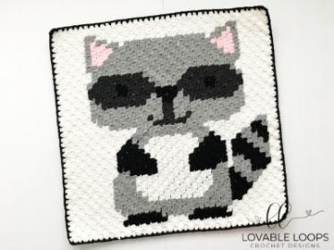 Five Animal C2C Baby Blankets-baby1-jpg