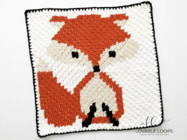 Five Animal C2C Baby Blankets-baby2-jpg