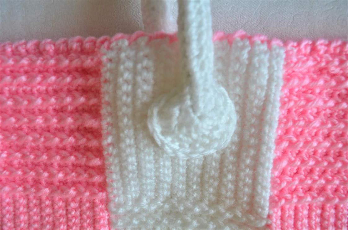 Stripe Block Tote Bag-bag2-jpg