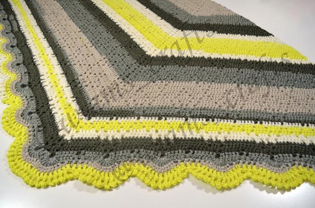 Lime-O-nade Shawl for Women-shawl1-jpg