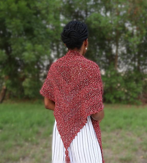 C2C Mesh Shawl for Women-shawl-jpg